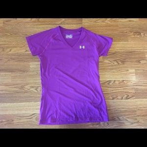 Under Armour V-Neck Tee